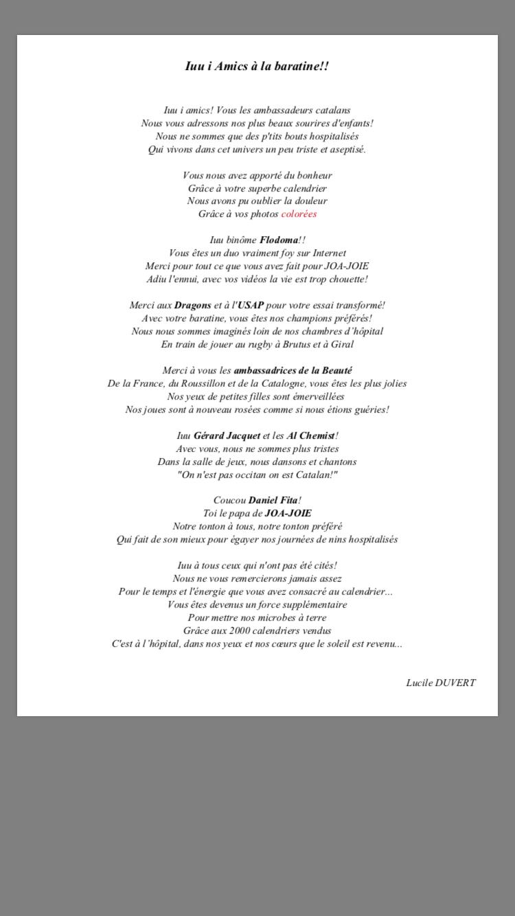 Poèmes Joajoie